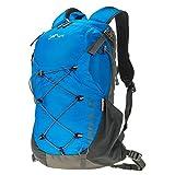 ZOMAKE Zaino da Trekking 25L, Impermeabile Zaino Multifunzionale Unisex per Viaggio Hiking Ciclismo(Blu)