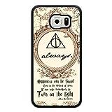 NEW zeng Étui Samsung Galaxy S6, personnalisé Harry Potter en caoutchouc souple...