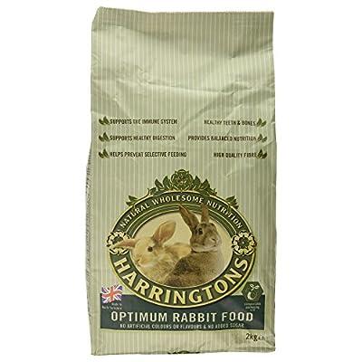 Harringtons Optimum Rabbit Food, 2kg by Harrington's