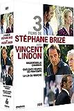 3 films de Stéphane Brizé avec Vincent Lindon: Mademoiselle Chambon + Quelques heures de printemps + La loi du marché