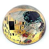 Decorativo Deluxe Pisapapeles - Gustav Klimt El beso