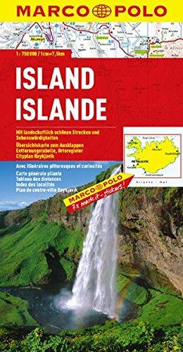 Islande Euro Cartemarco Polo