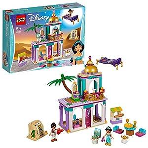 LEGO Disney Princess - Le avventure nel palazzo di Aladdin e Jasmine, 41161 LEGO Disney LEGO