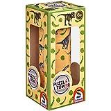 Schmidt Spiele 56904 - Puzzle Tower für Kinder, Dinosaurier