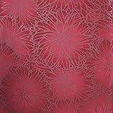 Vlies Tapete PS 13074-10 Design Floral große Blüten weinrot rot bordeaux