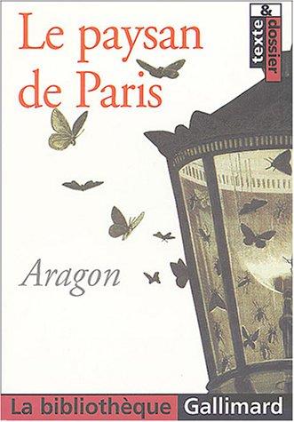 Le Paysan de Paris (La bibliothèque) por Louis Aragon
