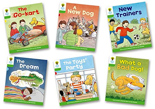 Oxford Reading Tree 2: Stories. Pack of 6