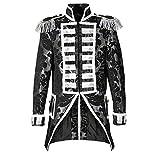 Widmann 59354 - Herren Frack Jacquard Parade kostüm, XL