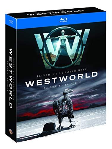 Westworld - L'intégrale des saisons 1 + 2 [Blu-ray]