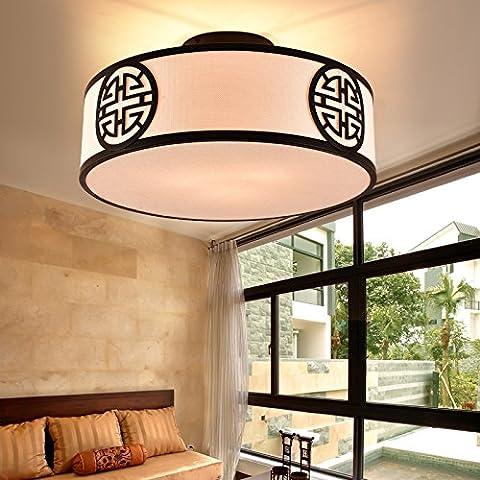 CHJK BRIHT Minimalista lampada da soffitto circolare a LED luce