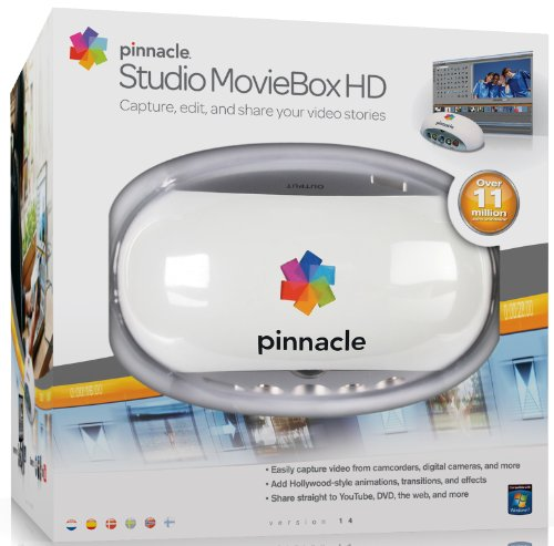 Pinnacle Studio Moviebox 14 HD (USB) 8230 Usb
