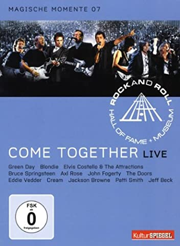 Rock and Roll Hall of Fame - Come Together/Live -