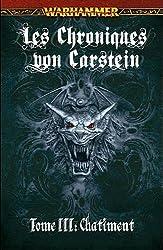 Les Chroniques von Carstein, Tome 3 : Châtiment