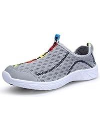 XKMON Zapatos Para Mujer Zapatillas De Malla Transpirable De Secado Rápido De Agua