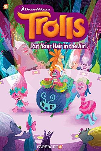 Trolls Hardcover Volume 2: Put Your Hair in the Air por Dave Scheidt