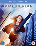 Supergirl: The Complete First Season (4 Blu-Ray) [Edizione: Regno Unito] [Edizione: Regno Unito]