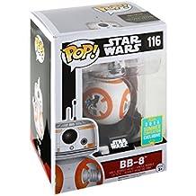 Funko - Figurine Star Wars Episode 7 - BB-8 Thumbs Up Exclu Pop 10cm - 0849803096250
