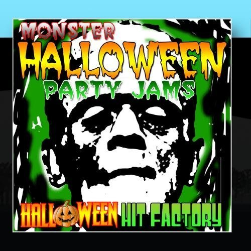 Monster Halloween Party Jams by Halloween Hit Factory (Music Halloween-party Factory)