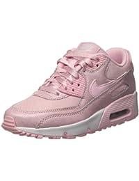 Nike Air Max 90 Mesh Se Gg, Zapatillas de Gimnasia para Niños