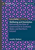 Wellbeing and Devolution: Reframing the Role of Government in Scotland, Wales and Northern Ireland (Wellbeing in Politics and Policy) (English Edition)