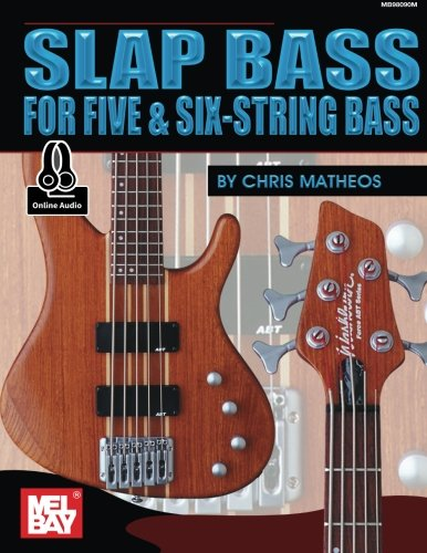 Slap Bass for Five & Six-String - 5-string Bass Electric