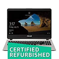 (CERTIFIED REFURBISHED) Asus Vivobook X507UA-EJ274T (Intel Core i3 7020U / 8GB DDR4 RAM / 1TB HDD / No ODD / 15.6-inch Full HD / Windows 10 Home) Gold