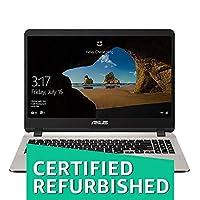 (CERTIFIED REFURBISHED) Asus Vivobook X507UA-EJ274T (Intel Core i3 7020U / 8GB DDR4 RAM / 1TB HDD / No ODD / 15.6-inch Full HD / Windows 10 Home) Gold