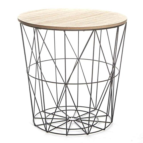 Paris Prix - Table D'appoint Design Kumi 41cm No