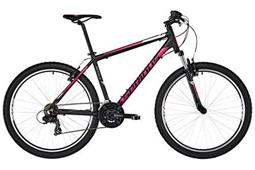 SERIOUS Rockville 27,5\'\' Black/pink Rahmenhöhe 50cm 2019 MTB Hardtail