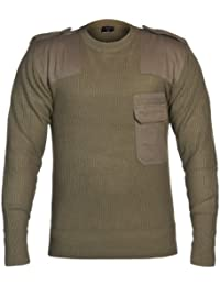 MFH Pull-over de style militaire allemand