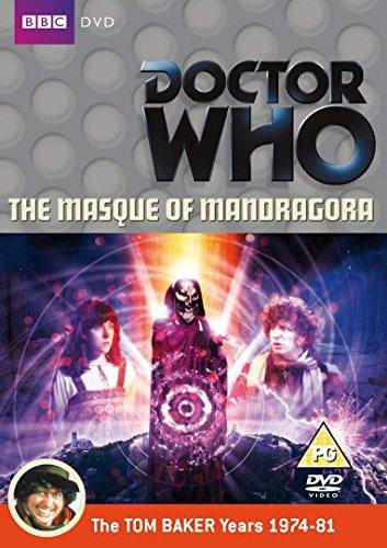 Doctor Who - The Masque Of Mandragora DVD 1976