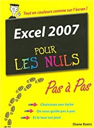 Excel 2007 Pas à Pas Pour les Nuls