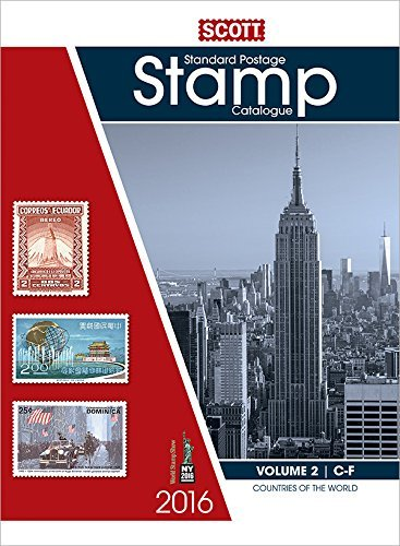 Scott Catalogue Volume 2 - (Countries C-F): Standard Postage Stamp Catalogue (Scott Standard Postage Stamp Catalogue Vol 2 Countries C-F) by Donna Houseman (2015-05-08)