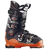 Salomon Herren Skischuhe 'X Pro 130 black' schwarz/orange (704) 26,5