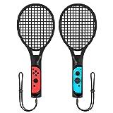 Nintendo Switch TennisSchläger Joy-Con Controller für Mario Tennis Aces, 2 Pack von Starplayer