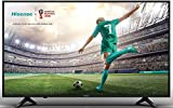 Hisense H50A6120 TV 127 cm (50') 4K Ultra HD Smart TV WiFi Negro - Televisor (127 cm (50'), 3840 x 2160 Pixeles, LED, Smart TV, WiFi, Negro)