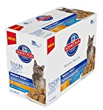 Hill's | Science Plan Feline Mature Adult Multipack Huhn & Seefisch | 12 x 85 g