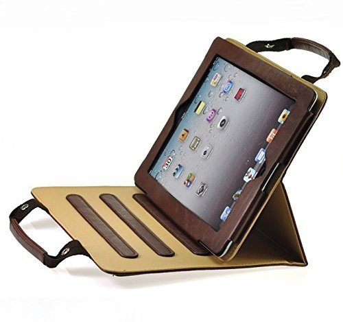 ProElite Smart Professional Bag Cover case for Apple iPad 2/3/4 9.7
