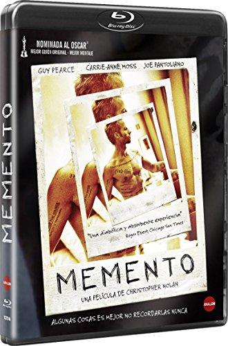 Memento (Blu-Ray + Dvd) (Cameo)