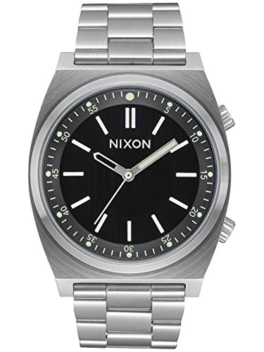 Nixon Brigade, Color: Black / Lum Black / Lum