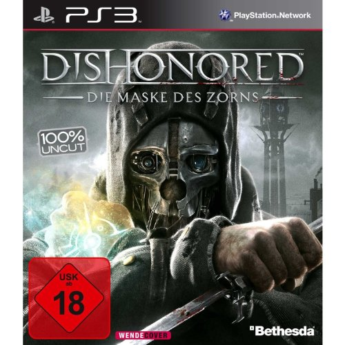 Dishonored: Die Maske des Zorns (100% Uncut) - [PlayStation 3] (Playstation Dishonored 3)