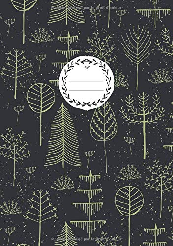 DOT GRID JOURNAL: A5 Carnet De Notes Pointillés Pour Bullet Journaling, Lettering, Art Notes   110 Pages Avec Papier Pointillé   Dotted Notebook Cahier   Forêt par  Bullet Carnet Print