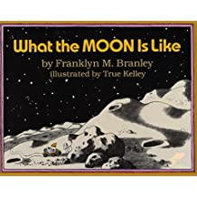 What the Moon Is Like Book and Tape (Let's-Read-and-Find-Out Science 2)