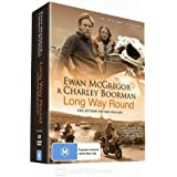 Long Way Round Collection - 8-DVD Box Set ( Long Way Round / Long Way Down / Race to Dakar ) [ NON-USA FORMAT, PAL, Reg.0 Import - Australia ] by Ewan McGregor