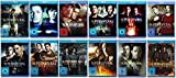 Supernatural Staffel 1-12 (1+2+3+4+5+6+7+8+9+10+11+12) [Blu-ray Set]
