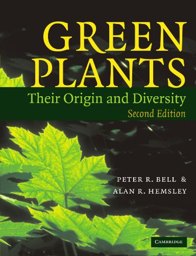 Green Plants: Their Origin and Diversity Second Edition