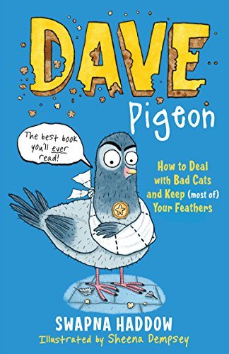 Dave Pigeon por Swapna Haddow