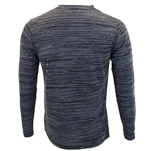 Threadbare Herren T-Shirt * Einheitsgröße Anthrazit