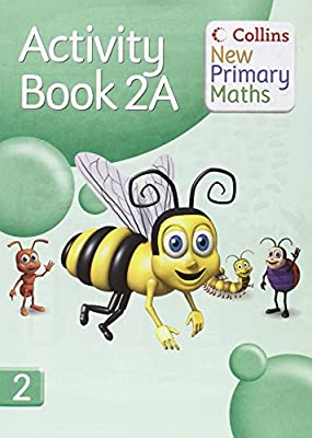 Collins New Primary Maths – Activity Book 2A from Collins Educational