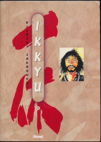 Ikkyu, tome 3 par Hisashi Sakaguchi